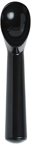 Norpro, black Nonstick Anti-Freeze Ice Cream Scoop, 7in/18cm