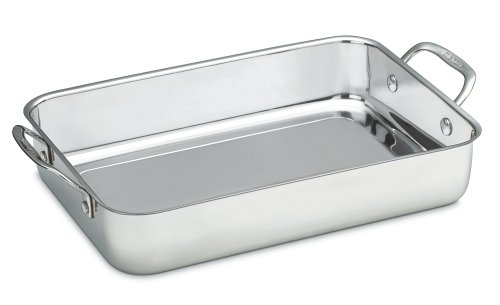 Cuisinart Chef's Classic Stainless 14-Inch Lasagna Pan