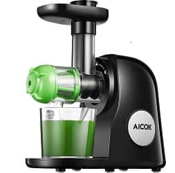 Aicok Juice Quiet Motor & Reverse Function