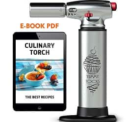 BEST CULINARY TORCH