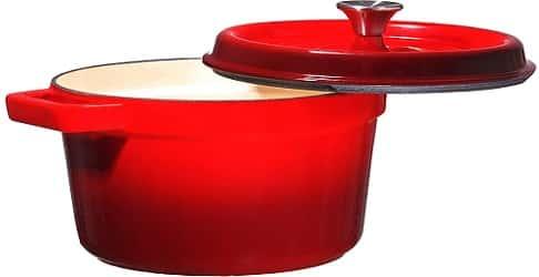 Bruntmor, Enameled Cast Iron Dutch Oven