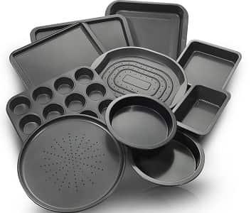 ChefLand 10-Piece Nonstick Bakeware Set