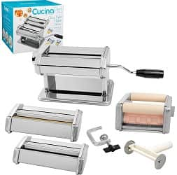 CucinaPro Pasta Maker Deluxe Set