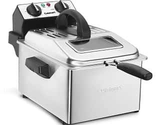 Cuisinart CDF-200 4 Qt. Stainless Steel Deep Fryer
