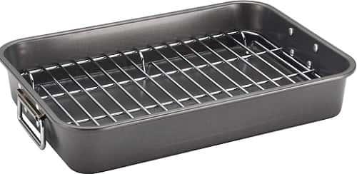 Farberware Nonstick Bakeware 11-Inch x 15-Inch Roaster