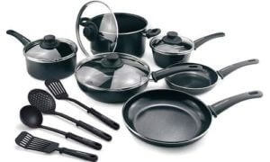 GreenLife CW001923-004 Diamond Healthy Ceramic cookware