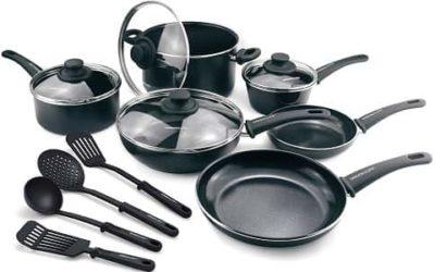 GreenLife CW001923-004 Diamond Healthy Ceramic cookware