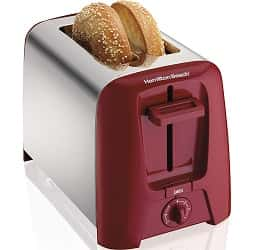 Hamilton Beach Cool Wall 2-Slice Toaster
