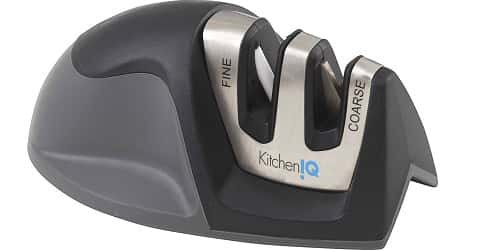 KitchenIQ 50009 Edge Grip 2 Stage Knife Sharpener