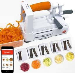 Mealthy 4335496302 Spiralizer