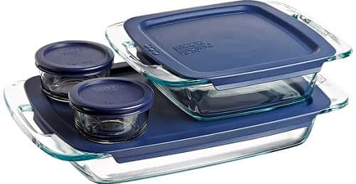 Pyrex Easy Grab Glass Bakeware