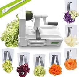 Spiralizer Ultimate 7-Blade Vegetable Slicer