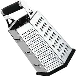 Utopia Kitchen Vegetable Slicer and Cheese Grater