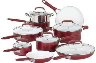 WearEver Ceramic Cookware Set