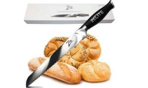 Zelite Infinity Bread Knife Extra Length