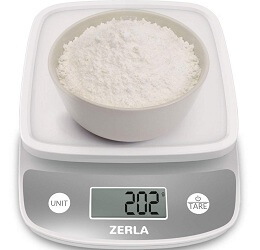 Zerla Digital Kitchen Scale