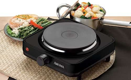 Aroma AID-509Induction cook top