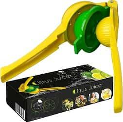 Chuzy Chef Lemon Squeezer Handheld Juicer