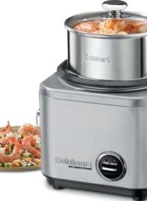 Cuisinart CRC 4 cup Rice cooker