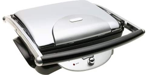De'Longhi Contact Grill and Panini Press