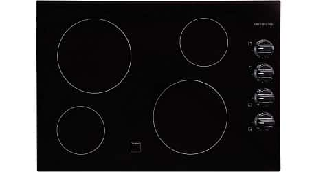 Frigidaire FFEC3024LB 30 Electric Cooktop