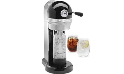 KitchenAid KSS1121OB Sparkling Beverage Maker