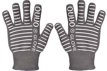 OUUO Extreme Heat Resistant Kitchen Mitts