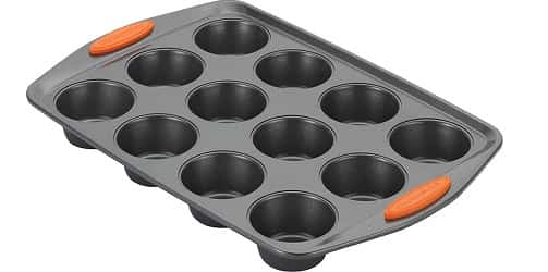 Rachael Ray Yum-o! Nonstick Bakeware muffin pan