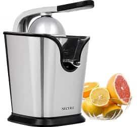 Secura 160W Electric Citrus Juicer Press
