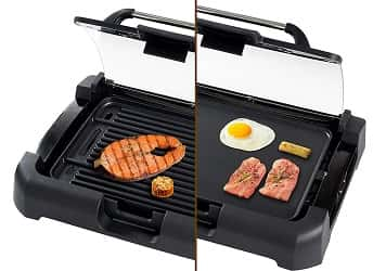 Secura GR1503XL Electric Reversible Griddle