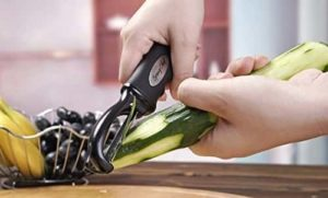 Spring Chef Premium Swivel Vegetable Peeler