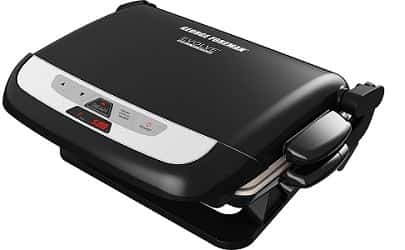 The George Foreman sandwich maker