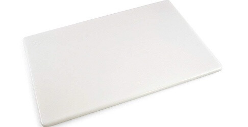 Thirteen Chefs Commercial Plastic Cutting Board