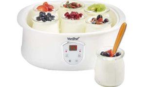 VonShef Automatic Digital Yogurt Maker