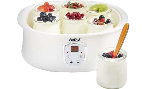 VonShef Automatic Digital Yogurt Maker