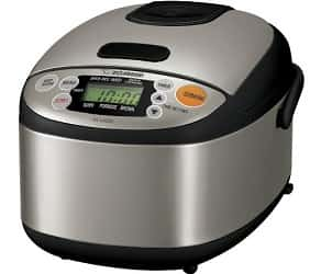 Zojirushi NS-LAC05XT Micom 3-Cup Rice Cooker