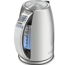 Cuisinart CPK-17AMZ Perfect Temp Cordless Programmable Kettle