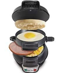 Hamilton Beach 25477 Breakfast Electric Sandwich Maker