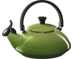 Le Creuset Enamel-on-Steel Zen 1-2/3-Quart Teakettle