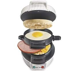 Proctor Silex 25479 Breakfast Sandwich Maker