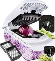 Vegetable Chopper Spiralizer Vegetable Slicer Fullstar