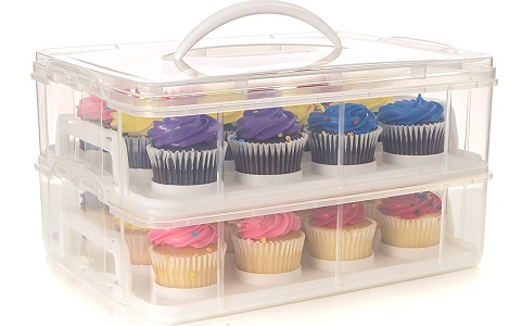 24 Large Cupcake Carrier