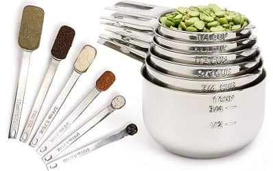 MeasuringCups and Measuring Spoons