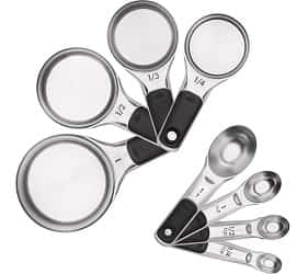 OXO GoodGrips Measuring Cups and Spoons Set