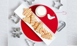 StarPack Christmas Cookie Cutters Set