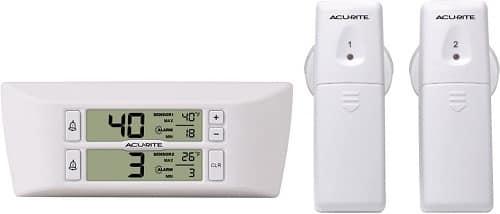 AcuRite 00986M Refrigerator
