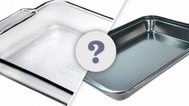 Glass Bakeware vs. Metal Bakeware