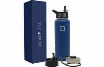 Iron Flask Sports Water Bottle