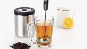 OXO Good Grips Twisting Tea Ball Infuser