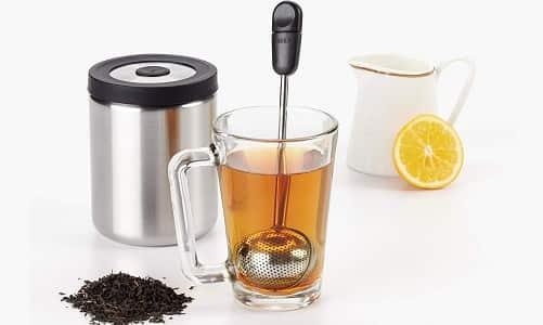 OXO Good Grips Twisting Tea Ball Infuser